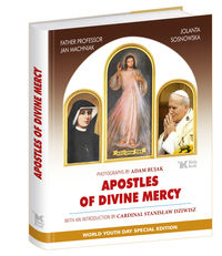 apostles of divine mercy - ISBN: 9788375532036