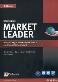 market leader business english flexi course book 1 with dvd  cd intermediate - ISBNx: 9781292126104