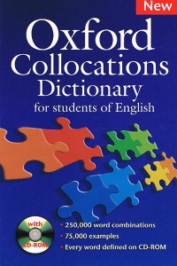 oxford collocations dictionary 2e pack cd-rom - ISBN: 9780194325387