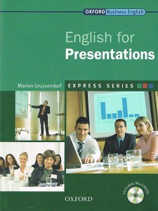 english for presentations students book pack cd-rom express series - ISBN: 9780194579360