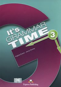 its grammar time 3 - ISBN: 9781471538087