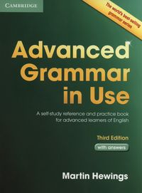 advanced grammar in use third edition book with answers - ISBN: 9781107697386