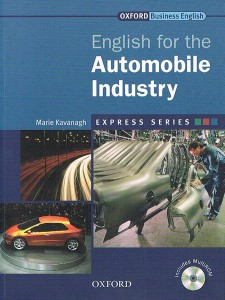 english for automobile industry students book pack cd-rom express series - ISBN: 9780194579001