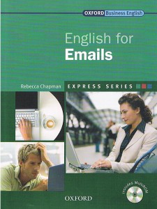 english for emails students book pack cd-rom express series - ISBN: 9780194579124