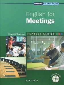 english for meetings students book pack cd-rom express series - ISBN: 9780194579339