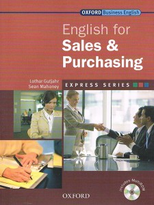 english for sales and purchasing students book pack cd-rom express series - ISBN: 9780194579308