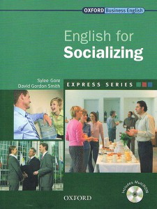 english for socializing students book pack cd-rom express series - ISBN: 9780194579391