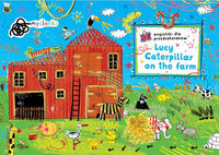 lucy caterpillar on the farm - ISBN: 9788362755844