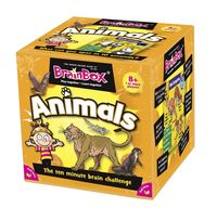brainbox animals - ISBNx: 8590228028617