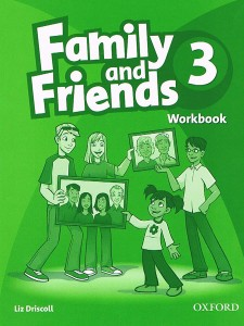 family and friends 3 workbook - ISBN: 9780194812252