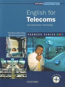 english for telecoms students book pack cd-rom express series - ISBN: 9780194569606