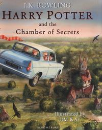 harry potter and the chamber of secrets - ISBN: 9781408845653