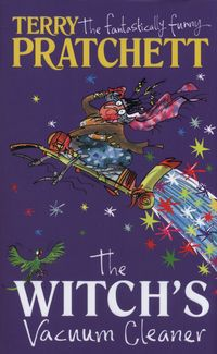 the witchs vacuum cleaner - ISBN: 9780857534835