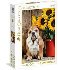 puzzle high quality collection the bulldog 1000 - ISBN: 8005125393657