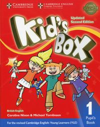 kids box 1 pupils book - ISBNx: 9781316627662