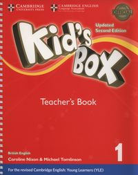 kids box 1 teachers book - ISBNx: 9781316627846