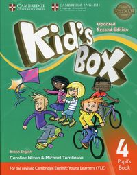 kids box 4 pupil's book - ISBNx: 9781316627693