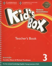 kids box 3 teacher's book - ISBNx: 9781316627877