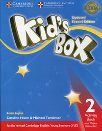 kids box 2 activity book with online resources - ISBN: 9781316628751