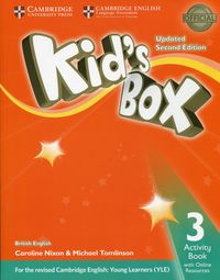 kids box 3 activity book with online resources - ISBN: 9781316628768