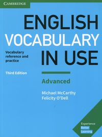 english vocabulary in use advanced with answers - ISBN: 9781316631171