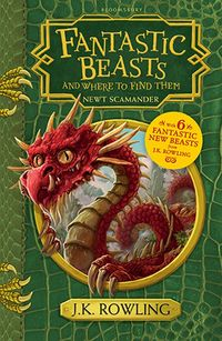 fantastic beasts and where to find them - ISBN: 9781408880715