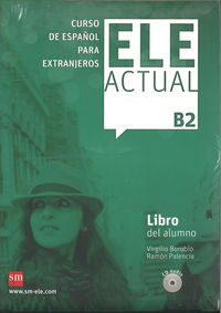 ele actual b2 podręcznik cd - ISBN: 9788467549010