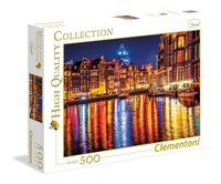 puzzle 500 high quality collection amsterdam - ISBN: 8005125350377