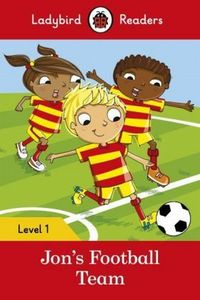 jons football team level 1 - ISBN: 9780241254110