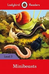 minibeasts level 3 - ISBN: 9780241284049