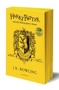 harry potter and the philosophers stone hufflepuff edition - ISBN: 9781408883792