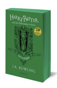 harry potter and the philosophers stone slytherin edition - ISBN: 9781408883754