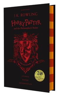 harry potter and the philosophers stone gryffindor edition - ISBN: 9781408883747