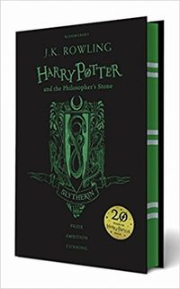 harry potter and the philosophers stone slytherin edition - ISBNx: 9781408883761