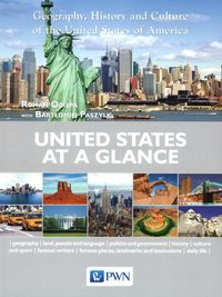 united states at a glance - ISBNx: 9788326209949