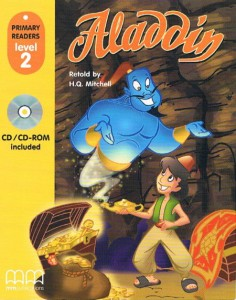 aladdin sb cd - ISBN: 9789604430062