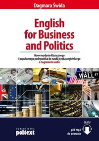 english for business and politics - ISBN: 9788375617139