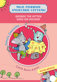george the kitten goes on holiday - ISBN: 9788379155224