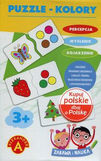 puzzle kolory - ISBN: 5906018018363