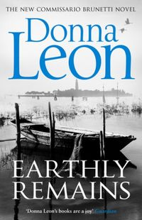 earthly remains - ISBN: 9781784758158