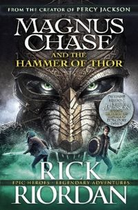 magnus chase and the hammer of thor - ISBNx: 9780141342566