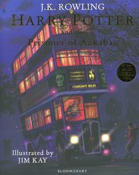 harry potter and the prisoner of azkaban - ISBN: 9781408845660