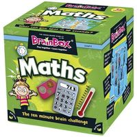 brain box maths - ISBN: 8590228031174