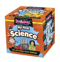brainbox my first science - ISBNx: 8590228031983