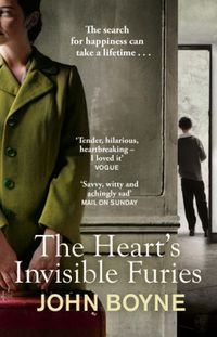 the hearts invisible furies - ISBN: 9781784161002