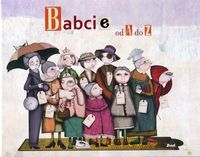 babcie od a do z - ISBN: 9788380571358
