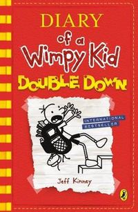 diary of a wimpy kid double down - ISBNx: 9780141376660