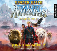 spirit animals upadek bestii tom 4 ognista fala - ISBN: 9788328053267