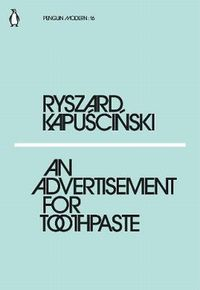 an advertisement for toothpaste - ISBN: 9780241339329