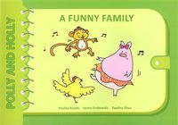 a funny family polly and holly  cebp 24 12 - ISBNx: 9788364631849